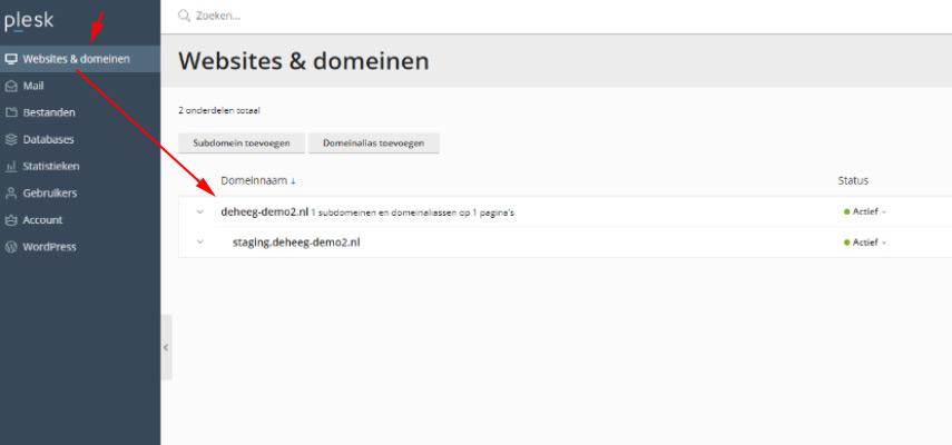 E-mailservice